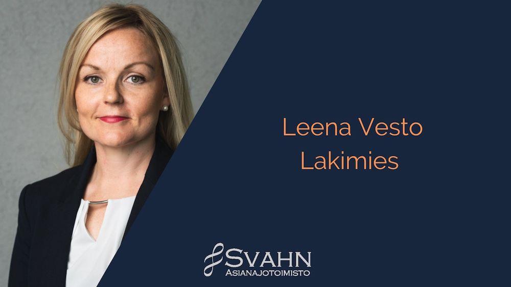Leena Vesto